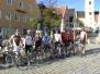 Abschlusstour 2010 unserer Rennradgruppe