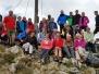 Bergtour Spitzingseegebiet am 19.09.2015