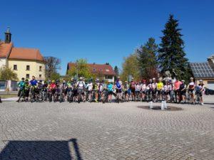 Saisoneröffnung der Rennradler